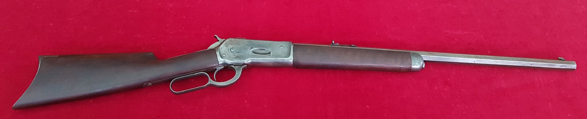 X X X SOLD X X X Winchester Rifle Model 1886  Manufactured